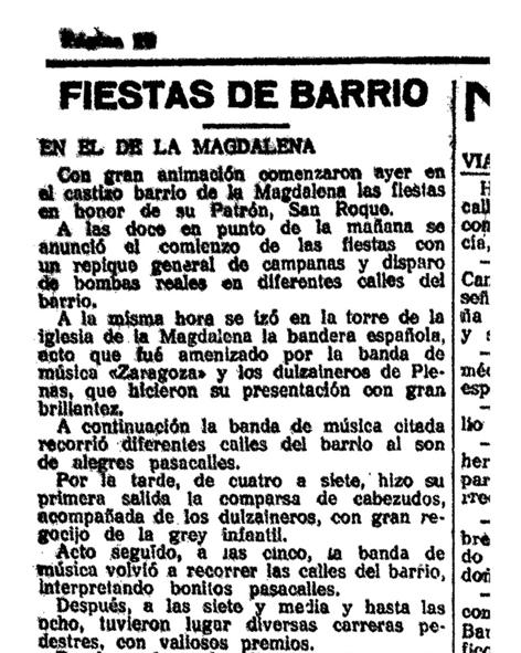 Los gaiteros de Plenas en las fiestas de la Magdalena de Zaragoza (2)